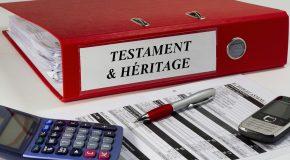 Testament, héritage, donation, indivision…