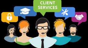 Enquête sur les services clients