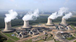 La désindustrialisation en France: les équipements de production d'électricité.