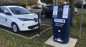 Bornes de recharges pour véhicules électriques