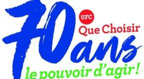 L'UFC-Que Choisir fête ses 70 ans